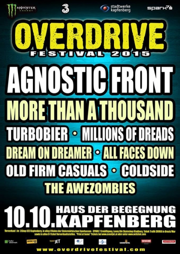 9. Overdrive Festival u Kapfenbergu