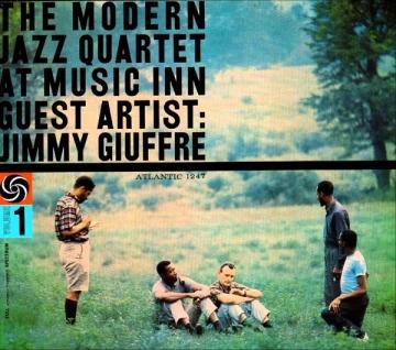 The Modern Jazz Quartet at Music Inn, Guest Artist: Jimmy Giuffre