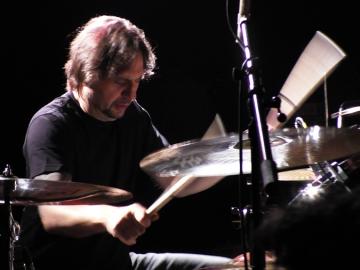 Dave Lombardo u Močvari (Foto: Zoran Stajčić)
