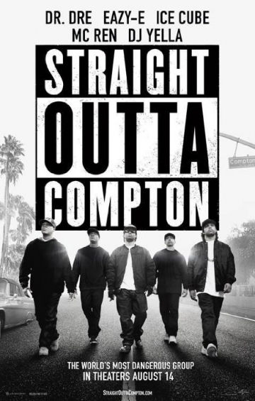 'Straight Outta Compton'