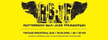 Rotterdam Ska Jazz Foundation u Vintage Industrial Baru