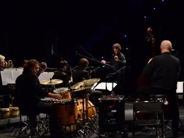 Jazz orkestar HRT-a (Foto: Dinko Bažulić)