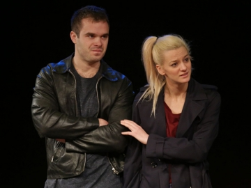 'Plemena' - Slaven Španović i Petra Kurtela