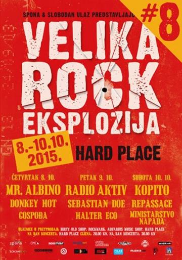 Velika rock eksplozija #8