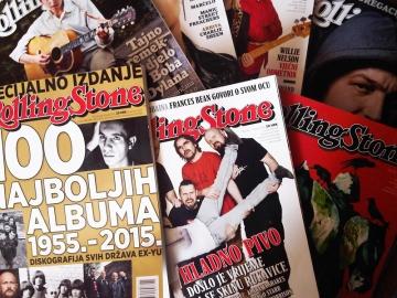Rolling Stone - hrvatska izdanja