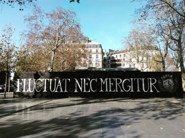 Grafit u pariškom 10. okrugu