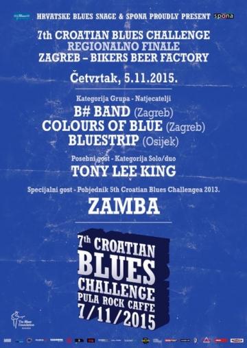 7th Croatian Blues Challenge