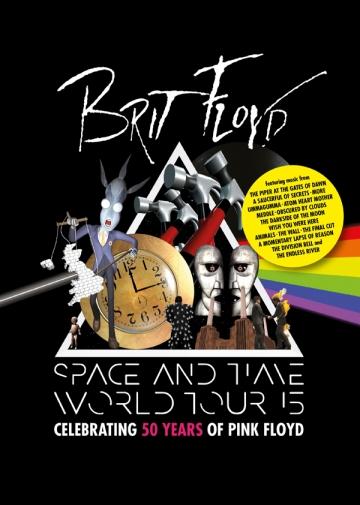 Brit Floyd u Hali Tivoli