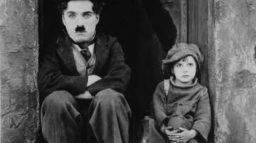 Chaplinov film 'Mališan'