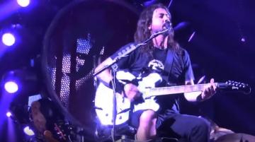 Foo Fighters u bečkoj Stadthalle (Izvor: Youtube)