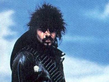 Phil 'Philty Animal' Taylor snimljen za naslovnicu albuma 'Ace of Spades' grupe Motorhead
