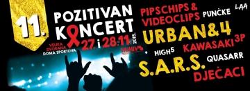 11. Pozitivan koncert