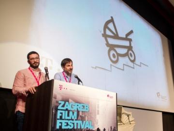 Završna večer 13. Zagreb Film Festivala