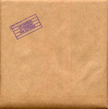 Cenzorski upakiran album 'In Through The Out Door'