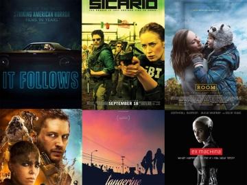 Najbolji filmovi 2015. godine