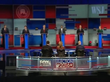 Debata Republikanske stranke u studenom 2015.