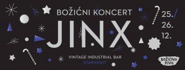 Jinx u Vintage Industrial Baru