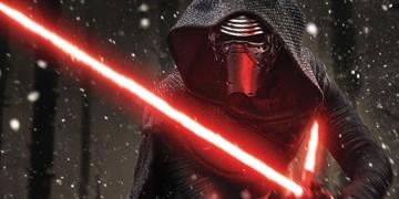 Negativac Kylo Ren u filmu 'Ratovi zvijezda: Sila se budi'