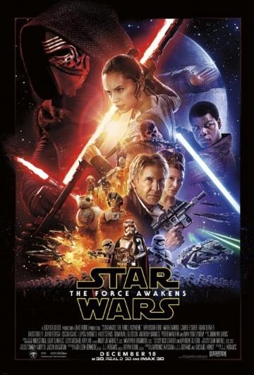 'Ratovi zvijezda: Sila se budi'