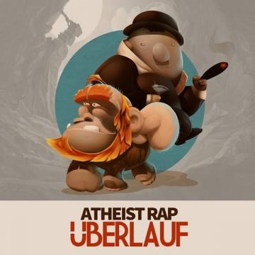 'Atheist rap - Überlauf'