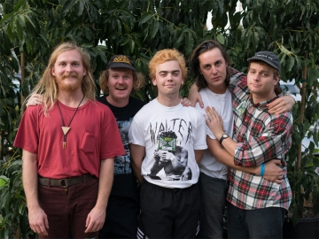 Mac Demarco Band (Foto: Coley Brown)