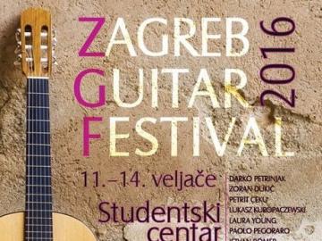 2. Zagreb Guitar Festival