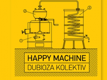 Dubioza kolektiv 'Happy Machine'