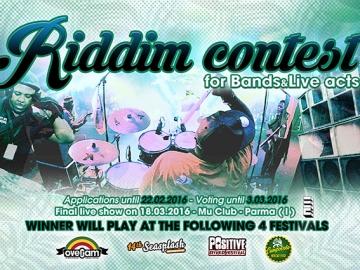 Riddim Contest 2016