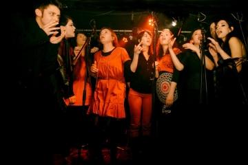 The City of Refuge All Star Gospel Choir (Foto: Tina Antolić)
