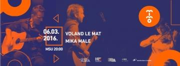 Mika Male i Voland Le Mat na MIMO-u