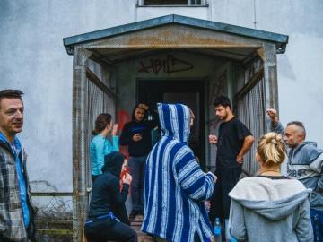 Akcija čišćenja - KAoperativa (Foto: Anamarija Podrebarac)