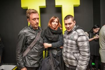 Pjevački dvojac grupe Artan Lili i Marčelo na predstavljanju Converse Chuck Taylor All Star II u Beogradu (Foto: Bojan Vasiljević)