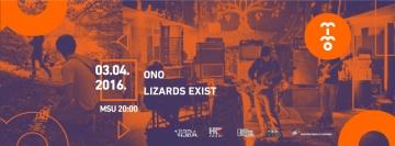 Lizards Exist i Ono na MIMO-u u MSU-u