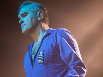 Morrissey (Foto: Izidor Tačković)
