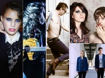 Na prvom Reflektor festivalu nastupit će: Anna Calvi, Lovely Quinces, Jonathan, Blood Red Shoes i Side Project