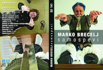 Marko Brecelj - Samospevi