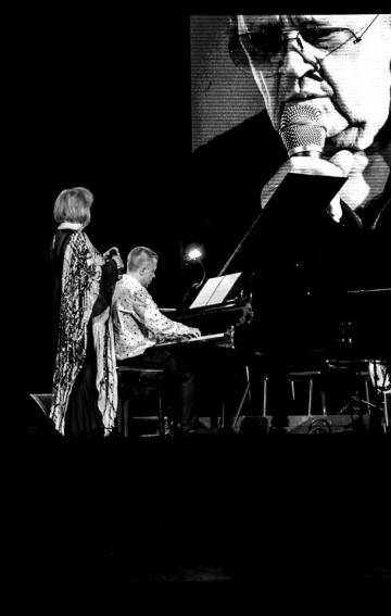 Koncert za Arsena: Gabi, Matija i prijatelji u Sava centru, Beograd (Foto: Maja Tomas)