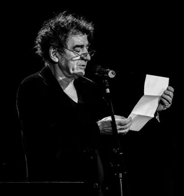 Miki Manojlović - Koncert za Arsena: Gabi, Matija i prijatelji u Sava centru, Beograd (Foto: Maja Tomas)