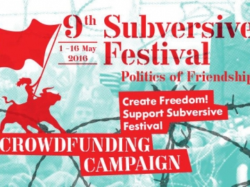 Crowdfunding za 9. Subversive Festival
