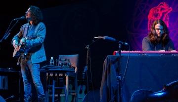 Chris Cornell u Lisinskom (Foto: Marko Jadro)