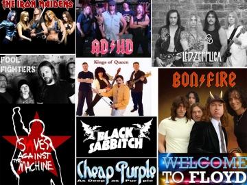 Imena cover bendova često se čine kao jedini poligon za 'autorske' eksperimente