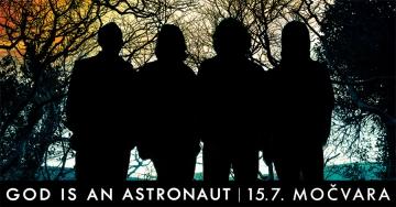 God Is An Astronaut u Močvari