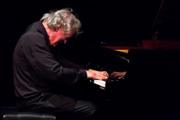 Joachim Kühn u Lisinskom (Foto: Jazz.hr)