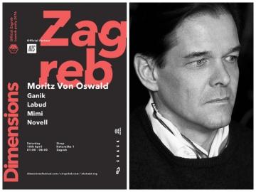 Moritz von Oswald u Zagrebu
