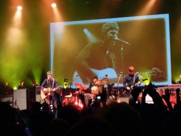 Noel Gallagher's High Flying Birds u bečkom Gasometru 2016. (Foto: Davor Novak)