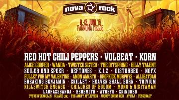Nova Rock 2016