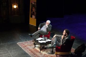 Terry Eagleton gost Filozofskog teatra u HNK (Foto: Mara Bratoš)