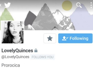 Lovely Quinces na Twitteru