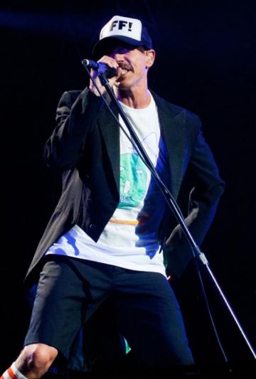 Anthony Kiedis (Foto: Nino Šolić)