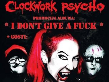 Clockwork Psycho u KSET-u